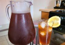 How to make Homemade Iced Tea (Sweetened and Sugar Free recipe)