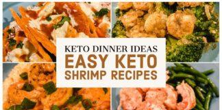 KETO DINNER IDEAS | Easy Keto Shrimp Recipes | Suz and The Crew