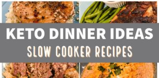 KETO DINNER IDEAS | Keto Slow Cooker Recipes | Suz and The Crew