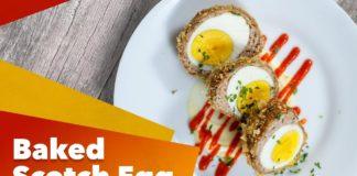 Keto Baked Scotch Egg Recipe