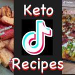 Keto Recipes From TIKTOK!