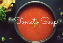 Quick and Easy Tomato Soup |  Soup for kid's |  Sunday Afternoon Cooking