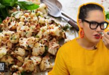 The cauliflower salad recipe I'm CRUSHING on right now | Thai Cauliflower Laab | Marion's Kitchen