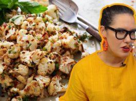 The cauliflower salad recipe I'm CRUSHING on right now | Thai Cauliflower Laab | Marion's Kitchen