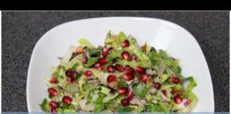 Turkish salad recipe - Easy and Healthy Turkish Salad - English