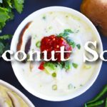 Vegan Thai Coconut Soup (Vegan Tom Ka Kai)