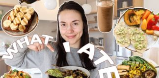 What I Ate in a Week | Real-Life Vegan Meals