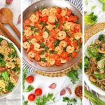 15 Minute One Pot Dinner Recipes | Easy + Healthy Weeknight Dinners