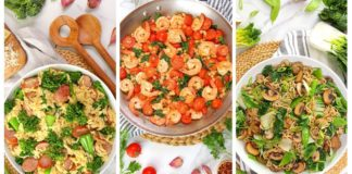 15 Minute One Pot Dinner Recipes   Easy + Healthy Weeknight Dinners