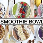 5 Must-Try SMOOTHIE BOWLS | HEALTHY + DELICIOUS