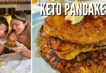 BEST KETO PANCAKES RECIPE! How to Make Keto Pumpkin Pancakes! ONLY 4 NET CARBS!