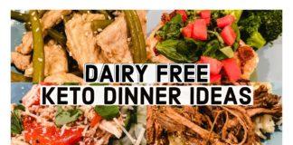 DAIRY FREE KETO DINNER IDEAS   EASY Keto Recipes   Suz and The Crew