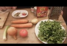 Delicious (vegetarian) Soup Pack Recipe