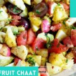 #FruitSaladRecipe #FruitChaatRecipe Fruit Salad Recipe | Juicy Fruit Chaat | Fruit Salad | Salad