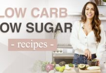 Healthy Low Carb Low Sugar Snack Recipes | Mona Vand