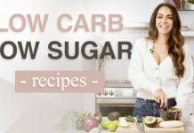 Healthy Low Carb Low Sugar Snack Recipes | Mona Vand