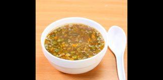 Healthy Veg Soup Recipe | #shorts | Kabitaskitchen