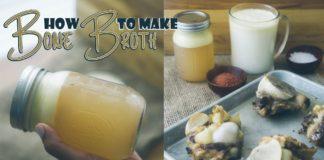 How to Make Bone Broth + Keto Bone Broth Recipe
