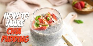 How to Make Chia Seed Pudding | Very Easy Recipe