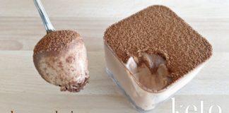 Keto Dream Cake Ice Cream