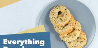 Keto Everything Bagels Recipe