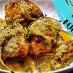 Keto Friendly Soul Food Smothered Chicken   Ninja Foodi Recipes