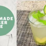 Keto Ginger Ale | Homemade Ginger Ale | Keto Recipe | Low Carb diet
