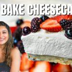 Keto No Bake Cheesecake Recipe   How to Make No Bake Cheesecake