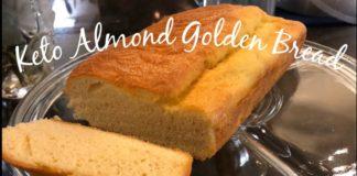 Keto Recipes - Almond Flour Keto Bread