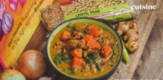 Lentil Soup: Easy & Healthy Vegetarian Recipe