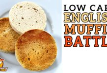 Low Carb ENGLISH MUFFIN Battle - The BEST Keto English Muffin Recipe!