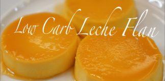 Low Carb Leche Flan 2020 (Keto Flan)