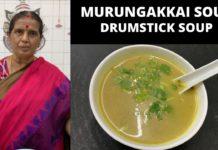 Murungakkai Soup / Drumstick soup recipe by Revathy Shanmugam