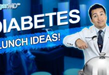 Practical Diabetic Lunch Ideas & Recipes for Your Diabetic Diet!