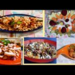 Salad recipes   5 अलग प्रकार की सलाद   5 types of salads   Salad recipes in hindi   Vyanjan Vatika