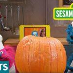 Sesame Street: Pumpkin Soup    Cookie Monster's Foodie Truck