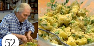 Warm Potato Salad with Jacques Pépin   At Home With Us