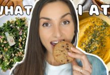 What I Ate This Week VLOG ☀️ Vegan Recipes, Trying New Snacks, and Ice Cream Sandwiches!