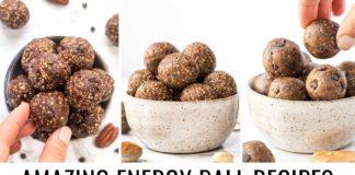 3 *MUST TRY* Energy Ball Recipes | HEALTHY VEGAN SNACKS