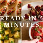 7 Vegan Recipes You Can Make in 5 Minutes!