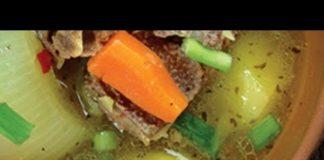 Beef Bone Soup Recipe