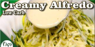 Creamy Alfredo Sauce – Easy Low Carb Keto Recipe