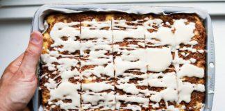 Keto Coffee Cake Just 2 NET CARBS
