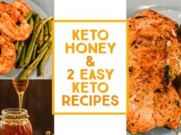 Keto Honey Substitute & 2 EASY KETO RECIPES Using It! | Suz and The Crew