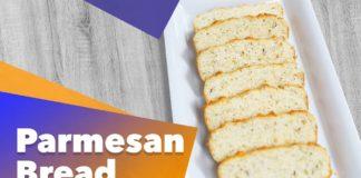 Keto Parmesan Bread Recipe