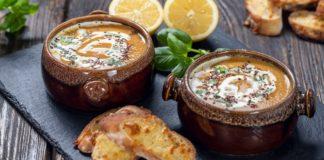 Lentil Cream Soup