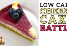 Low Carb CHEESECAKE BATTLE - The BEST Keto Cheesecake Recipe!
