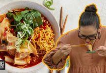 My best dumpling hack EVER... beef wonton noodle soup in just 15 minutes |  Marion's Kitchen