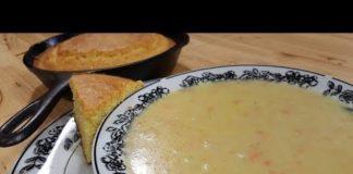 Potato Soup - 100 Year Old Recipe - The Hillbilly Kitchen