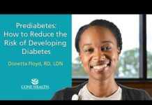 Prediabetes: How to Reduce the Risks of Developing Diabetes